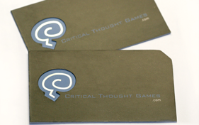 Critical Thought Games