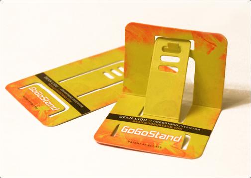 Go go stand design critique colourmoves