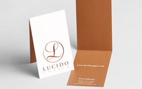 Lucido Copper Folded