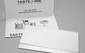 Taste of Ink Folded