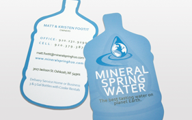 Mineral Spring Water