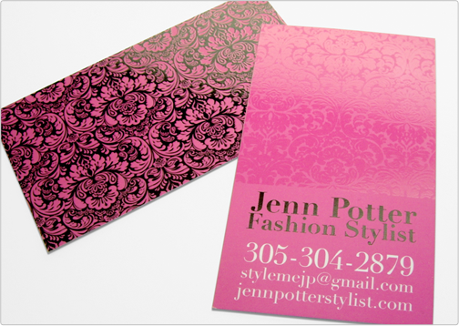 Jenn Potter Fashion Stylist
