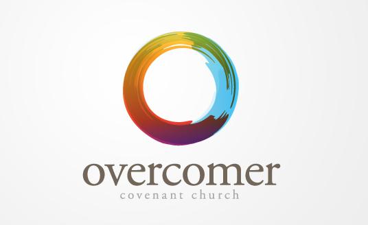 logo design toi design overcomer covenant church