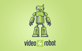 Video By Robot Logo