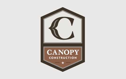 Custom Logo Design Toi Design Canopy Construction