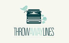 Throw Away Lines Logo