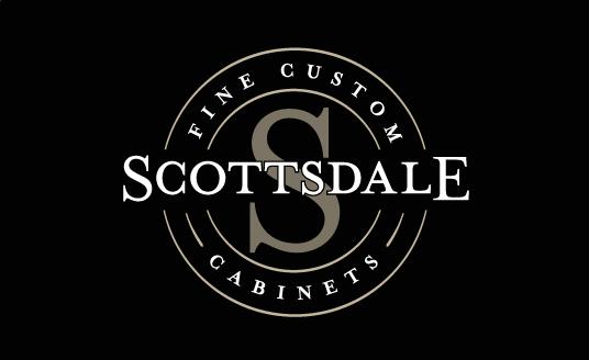 Logo Design   TOI Design   Scottsdale Fine Custom Cabinets