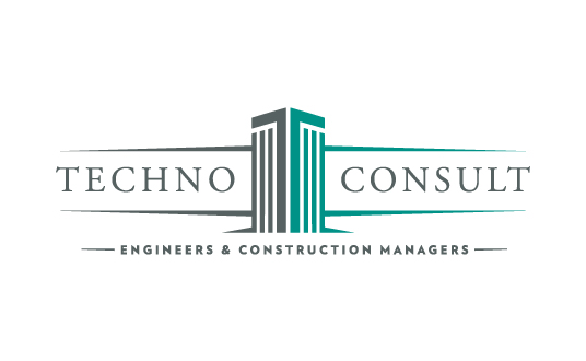 logo design  techno consult