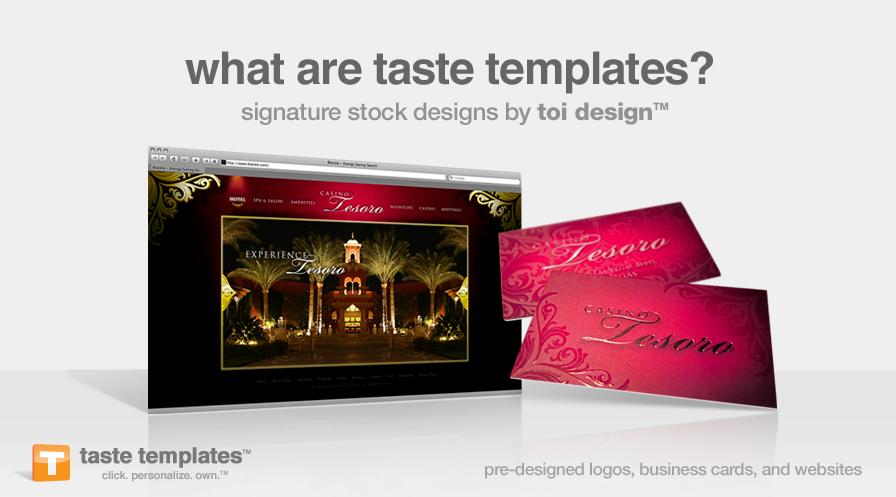 taste-templates