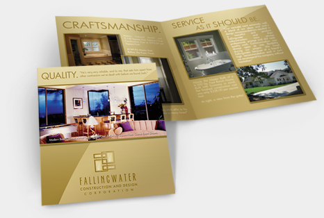 Printed Brochure Design