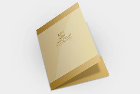 custom presentation folder | custom printed presentation folders, Powerpoint templates