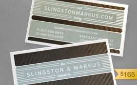 SlingstonMarkus Business Card