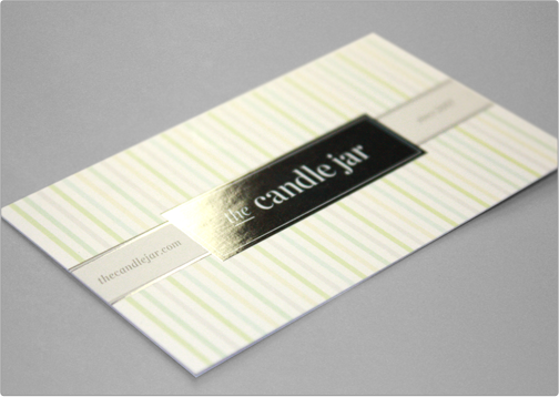 Business card template toi design candle jar personalize the card with your content customize it by adding additional artwork color palette logo etc after your order has been placed online colourmoves Choice Image