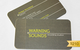 Warning Sounds
