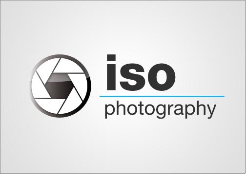 Logo Template | TOI Design | ISO Photography