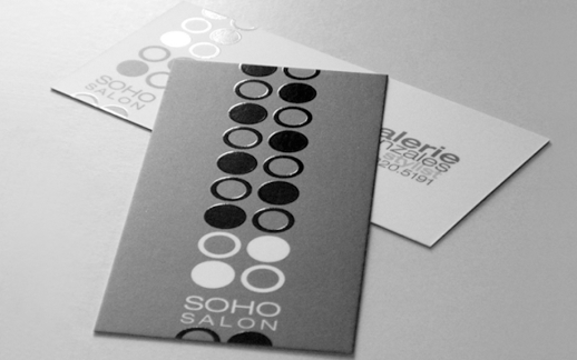 Contemporary business card designs reheart