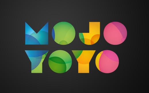 Mojo Yoyo Custom Logo Design