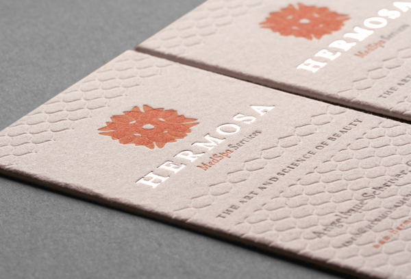 Hermosa Letterpress Cards