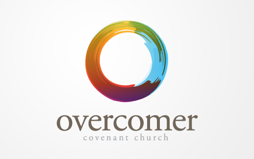 Overcomer Logo Design