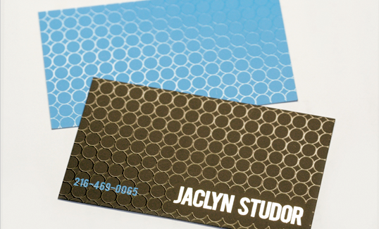 spot uv business cards, spot gloss