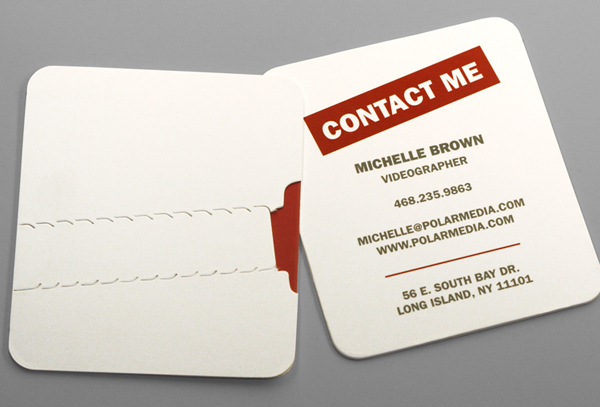 Business card templates free design setup free shipping tear off business card reheart Image collections